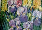 Galerie Lou Cantou - Tableaux Fleurs