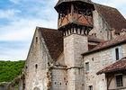 Gites Espagnac St Eulalie-clocher