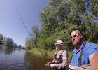 Guide de pêche Laurent Matéo - Vallée de la Dordogne -13