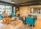Hôtel Le Belvédère-Rocamadour-petit déjeuner