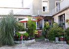 Hôtel Maury_Saint-Céré_terrasse cour