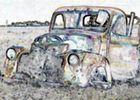 Itinéraires vieilles voitures