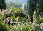 Jardin fleuriste