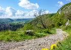 Lacaunhe - Point de vue sur la vallée © Lot Tourisme - C. Sanchez