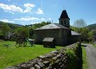 Latouille-Lentillac - Aire de jeux dans le jardin de l'église_01 © Lot Tourisme - C. Sanchez