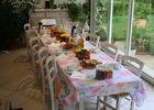 Le Paradis - Mme Capy - petit dejeuner