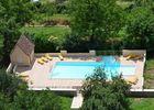 Les Falaises_piscine de l'hôtel