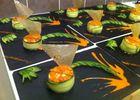Les Falaises_tartare de saumon