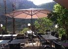 Les jardins de la louve_Rocamadour_terrasse