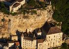 Les remparts de Rocamadour -3