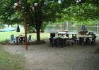 Magali Plage_Terrasse exterieure tables