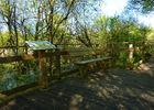 Marais de Bonnefont - halte avec panneaux d'interprétation © Lot Tourisme - C. Sanchez