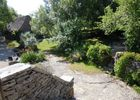 Le Mas de Tourel - la terrasse