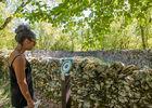 Fontanes du Causse - Découverte d'une Borne © Lot Tourisme - C. ORY