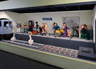 Musée de l automate- le métro