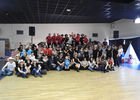 PHOTO GROUPE - 10 ANS CANYONS DANCER