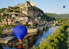 Périgord Dordogne Montgolfières Beynac