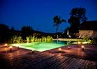 Piscine naturelle de nuit © Hameau du Quercy -003