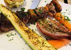 Restaurant Le Quercy-Souillac-plat