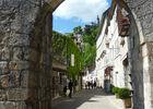 Rocamadour - Porte du Viguier _02 © Lot Tourisme - C. Sanchez