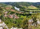 St-Géry - vue Panoramique sur le Lot _14 © Lot Tourisme - C. Sanchez