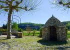 Tour de Faure - Cazelle lotoise en pierre sèche © Lot Tourisme - C. Sanchez