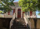 Escalier et petite terrasse