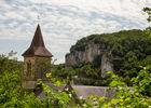 Vers - Clocher de l'église _17 © Lot Tourisme - C. Sanchez