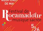 Visuel Festival de Rocamadour 2017