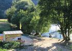 Base de loisirs 2 ponts sur le Lot - Cénevières