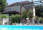 location Carbonnières- Condat-piscine