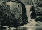 Carte postale du Moulin du Saut entre Rocamadour et Gramat