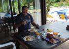 M. Millot - petit-déjeuner