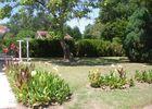 Alonso - jardin privé