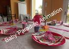 CASTETS_Baby Paradise animation - Déco table filles