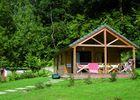 Camping Barétous - Chalet du camping