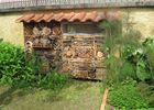 Jardin de Payot - Hôtel à insectes ACM