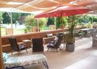 Le Clos Pité - terrasse couverte