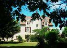 Pussacq - le château du Rau