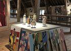 Rouge Garance - Galerie d'art peintures