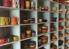 Rouge Garance - Espace boutique vaisselle colorée