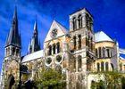 Collégiale Notre Dame en Vaux - Châlons-en-Champagne
