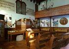 Intérieur musée grange