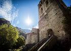 Abbaye Saint Martin du Canigou-Casteil_17