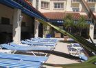 Hotel Plage des Pins solarium