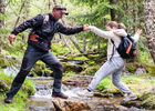 aventure active ruisseau canigou