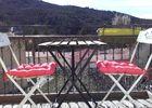 La Pardalère balcon