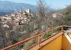 brunel vue village depuis terrasse