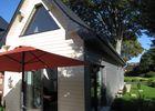 Ouville - Villa Argonne gîte DIEPPE terrasse jardin