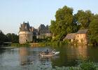 Château Bazouges sur le Loir©Guy Durand